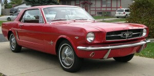 Cropped 65 Mustang