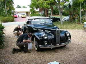 Certified Vehicle Inspection Agents