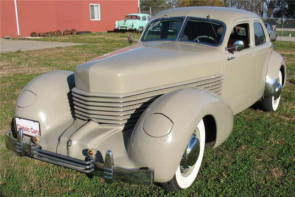 1937 Cord Model 812 - For What It\'s WorthFor What It\'s Worth