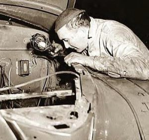 Classic Cars Pre-purchase Inspection