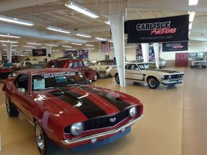 AAG Carlise Auction April