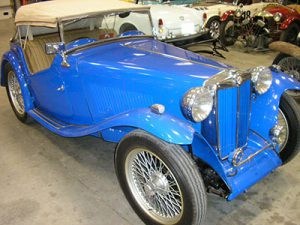 Protect Your Antique Vehicle During Winter