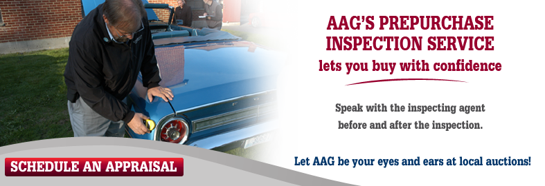 Pre-Purchase Car Inspections from Auto Appraisal Group