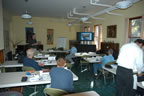 Class at Marymount with AAG Car Appraisers