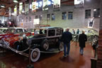 Taxi in LeMay Gym - Car Appraisers with AAG